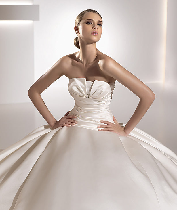 Pronovias 2010 Bridal Collection Preview The Fashionbrides