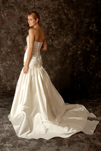 Chic bridal gowns intimate