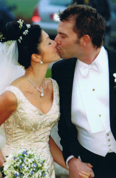 Princess Alexandra of Denmark and Martin Jorgensen ...