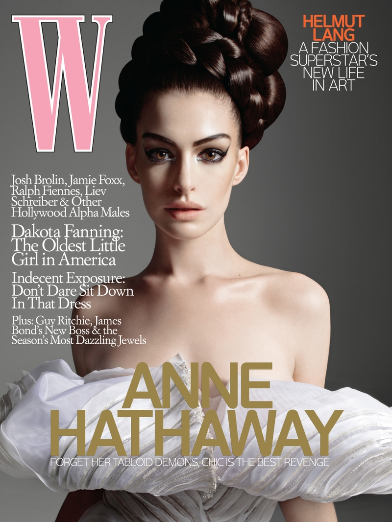 Steal That Style Anne Hathaway The Fashionbrides