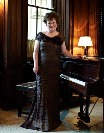 Susan Boyle The Fashionbrides