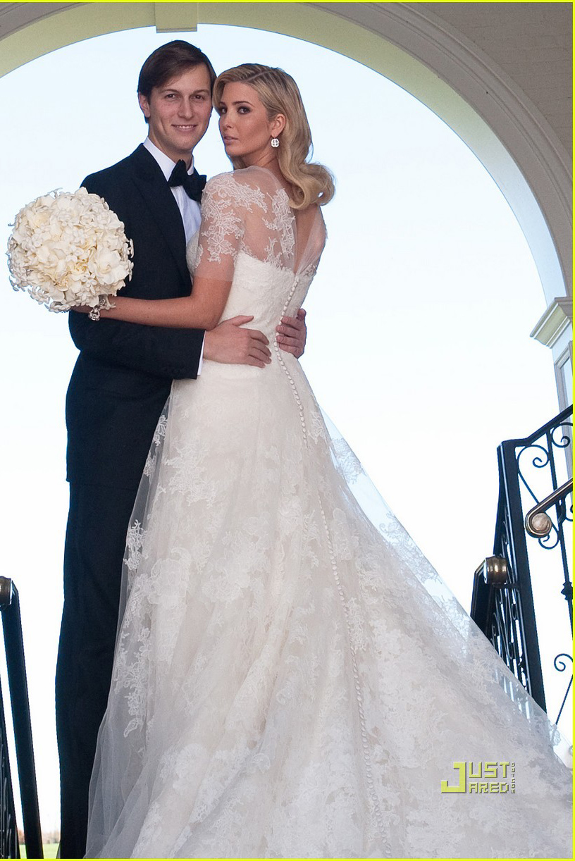 Wedding Photo Musts: Steal That Style: Ivanka Trump