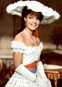 Elisabeth of Austria Romy-schneider-as-sissi