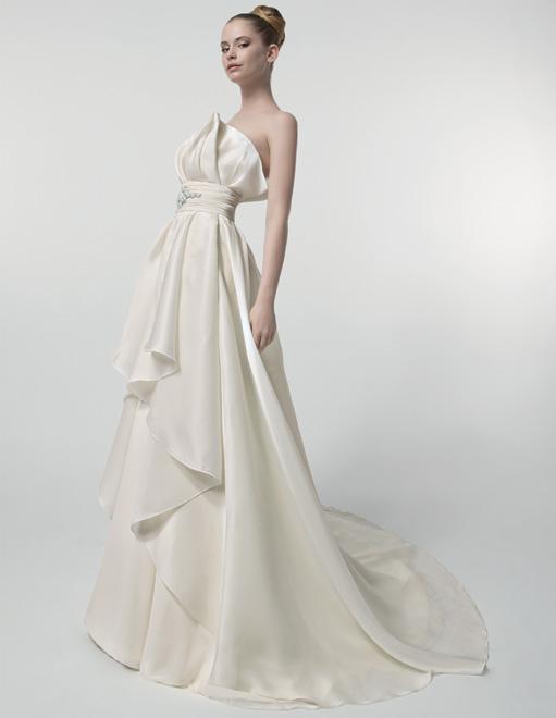 Joaquim Verd 2010 Bridal Collection The Fashionbrides