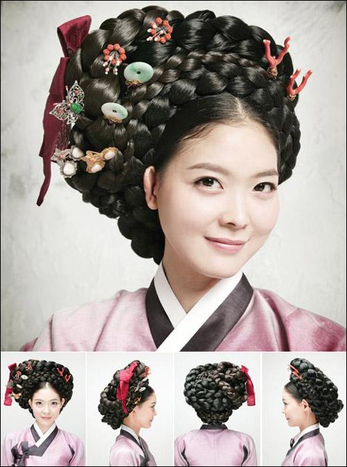 traditional bride � korean inspiration fashionbrides weblog