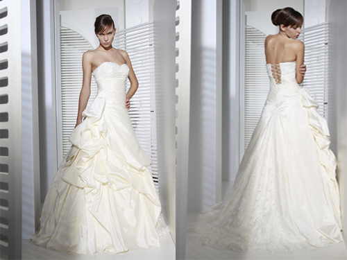Akay maison de couture 2011 bridal collection the for Akay maison de couture