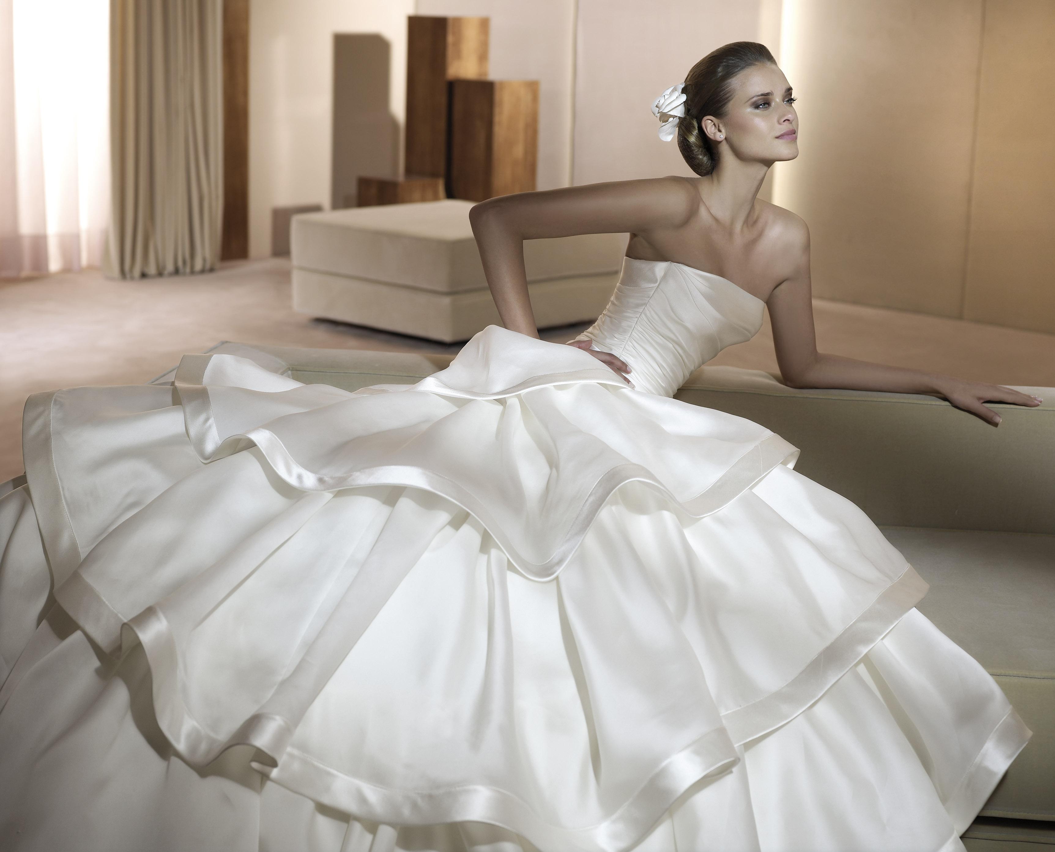Свадебные платья - pic Wedding Dresses фото 320888.