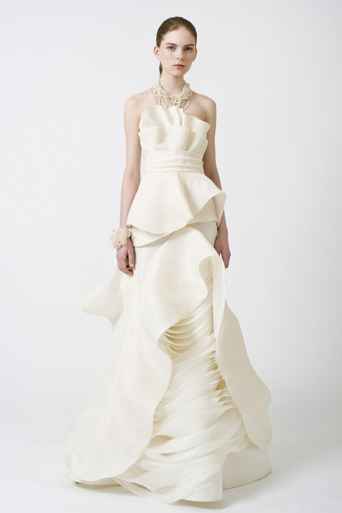 Vera Wang 2011 Spring Bridal Collection – The FashionBrides