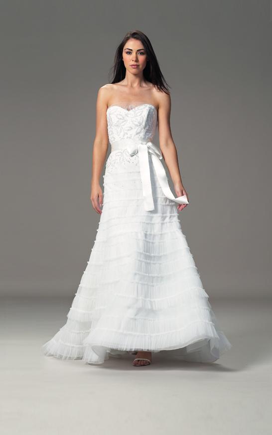 Liancarlo spring 2011 bridal collection the fashionbrides Wedding dress designers under 2000