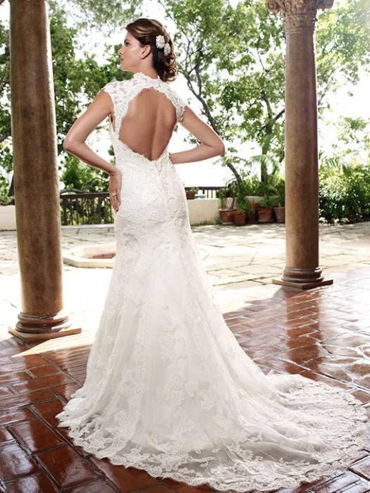 Casablanca 2011 Spring Bridal Collection The Fashionbrides