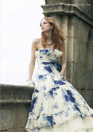 Cee\'s blog: jill stuart bridal collection 4a The Jill Stuart wedding ...