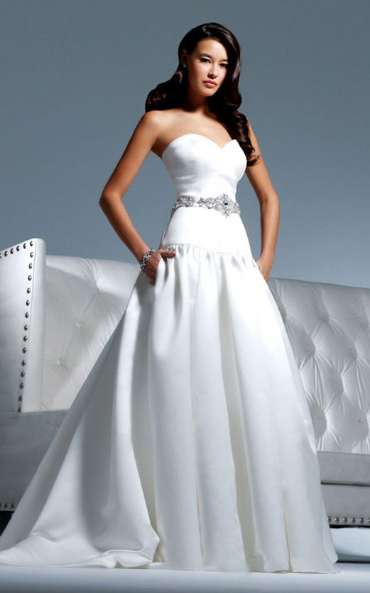 David tutera by faviana 2011 bridal collection the for David tutera beach wedding dresses