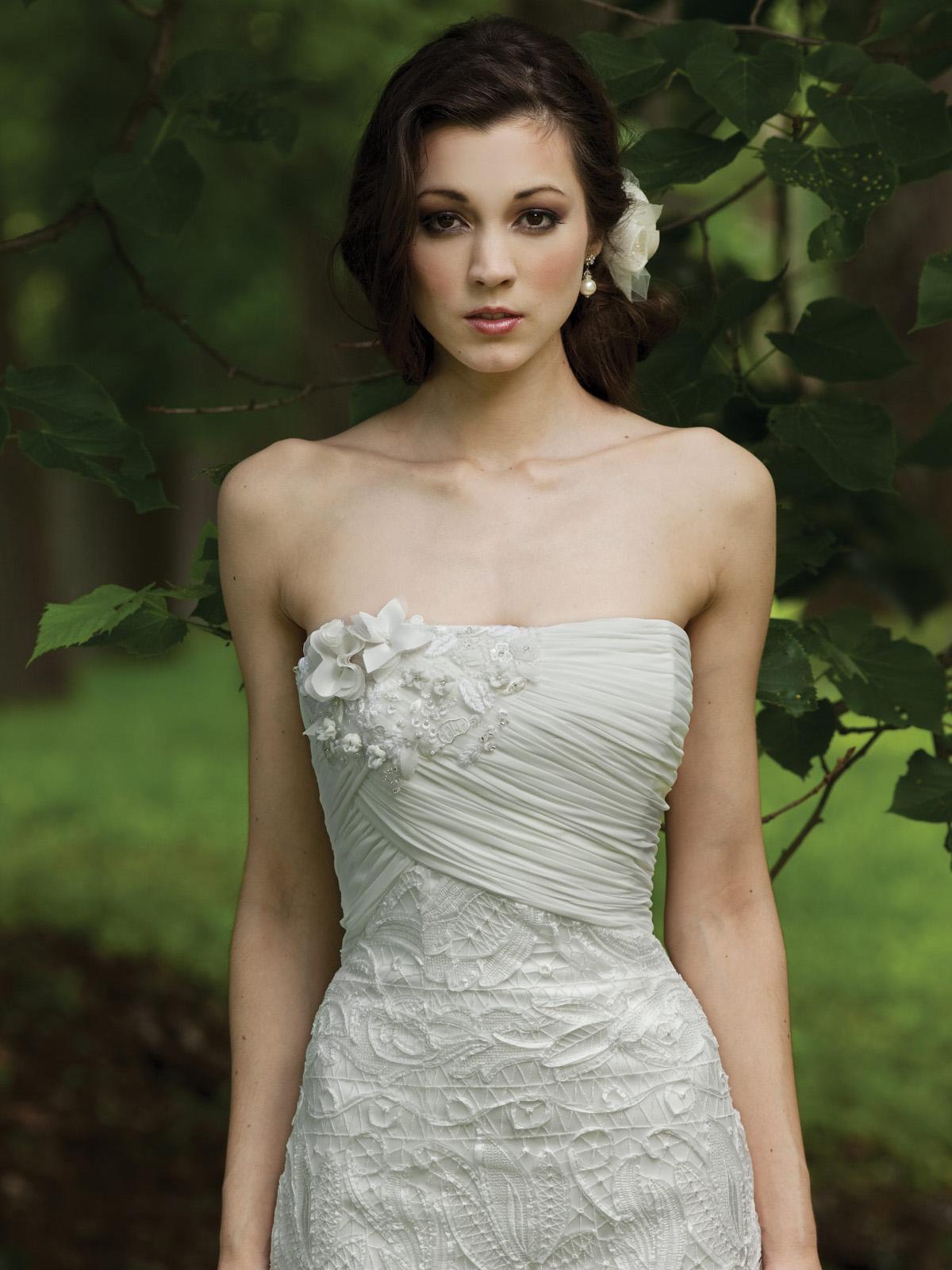 Kathy Ireland 2011 2be Bride Collection Fashionbride S