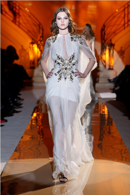 Zuhair Murad 2011 Spring Summer Haute Couture Collection