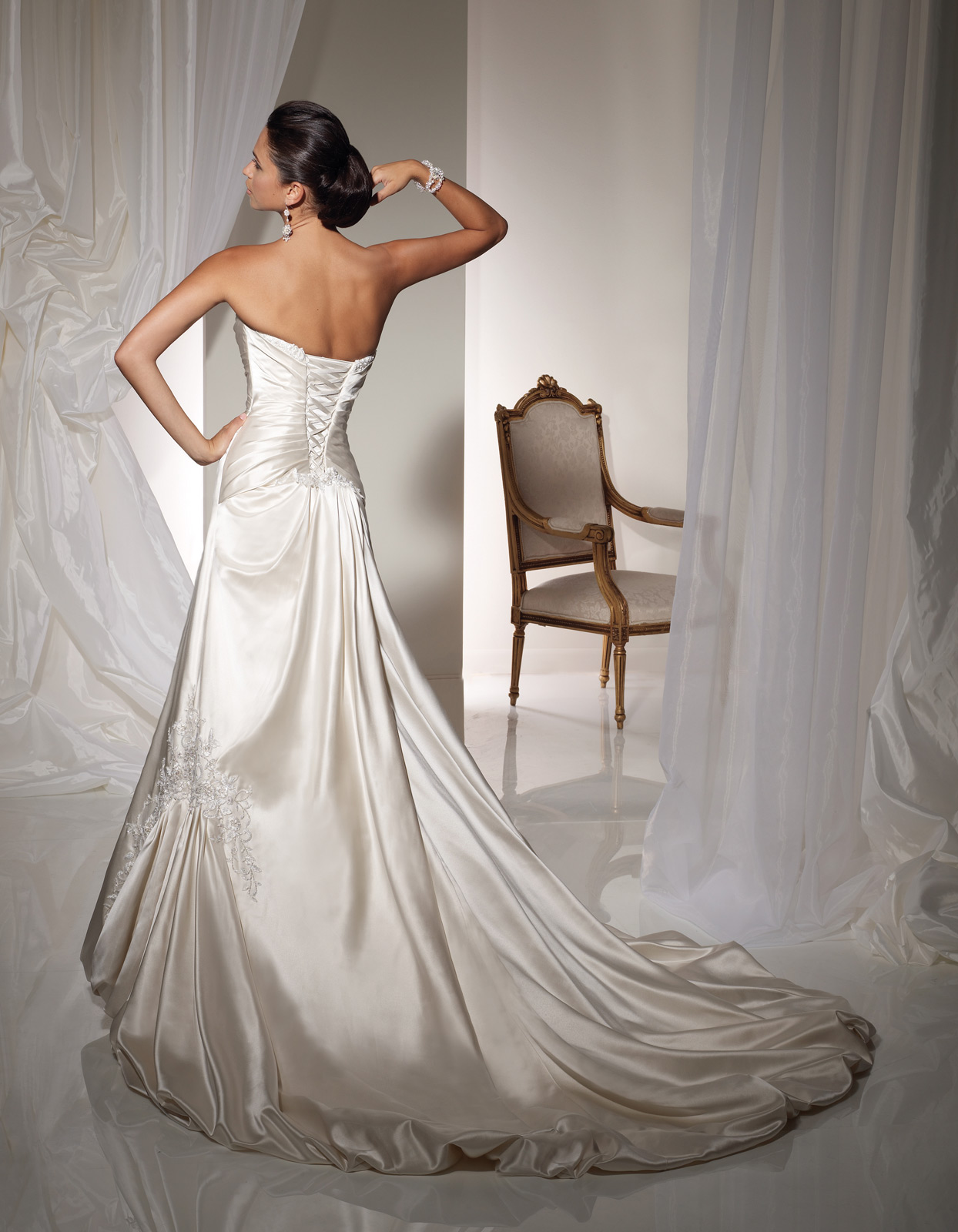 Sophie S Squishy Collection : Sophia Tolli 2011 Bridal Collection The FashionBrides