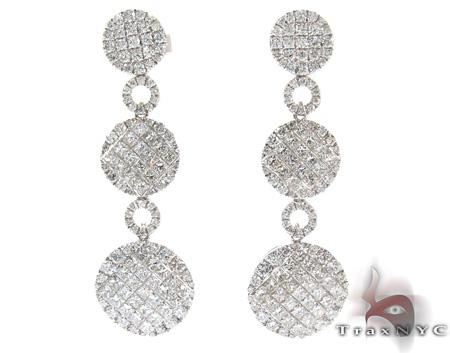 Ladies white gold diamond chandelier earrings 21149 diamond hot stuff wedding supersized earrings ladies white gold diamond chandelier earrings 21149 diamond earrings for women 1 aloadofball Gallery