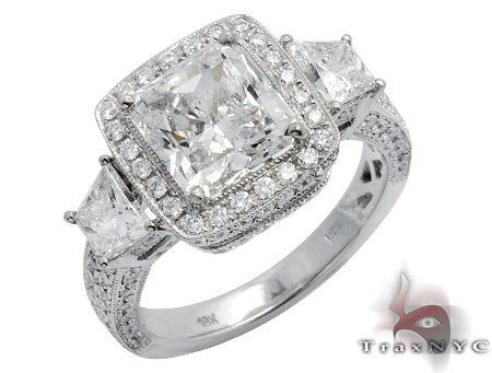 Top 12 cheap engagement rings WhiteGoldDiamondDiamondEngagementRing