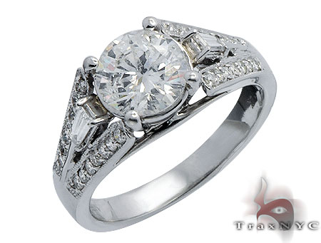 Top 12 cheap engagement rings WhiteGoldDiamondEngagementRing22473