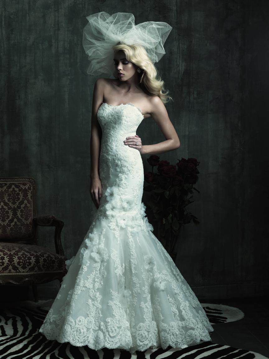 Allure Bridals 2011 Fall Haute Couture Collection | The FashionBrides