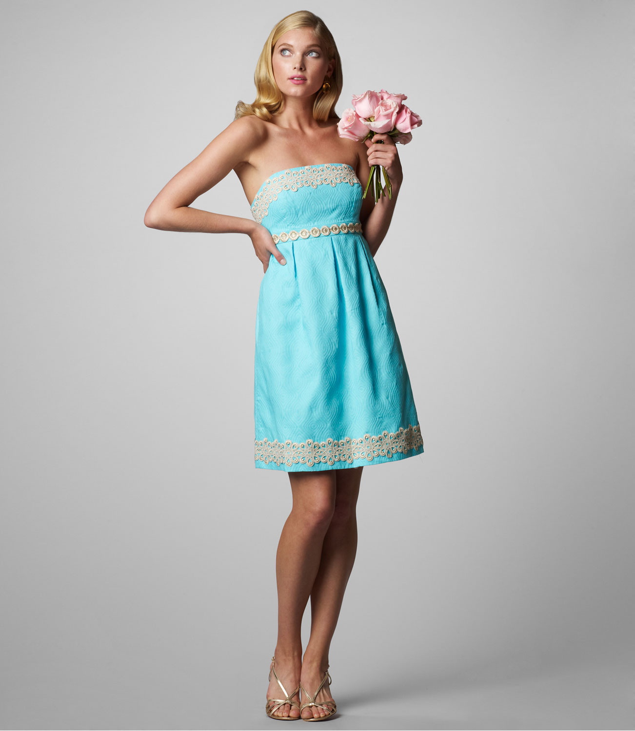 Lilly Pulitzer 2011 Spring Bridal Collection | The FashionBrides