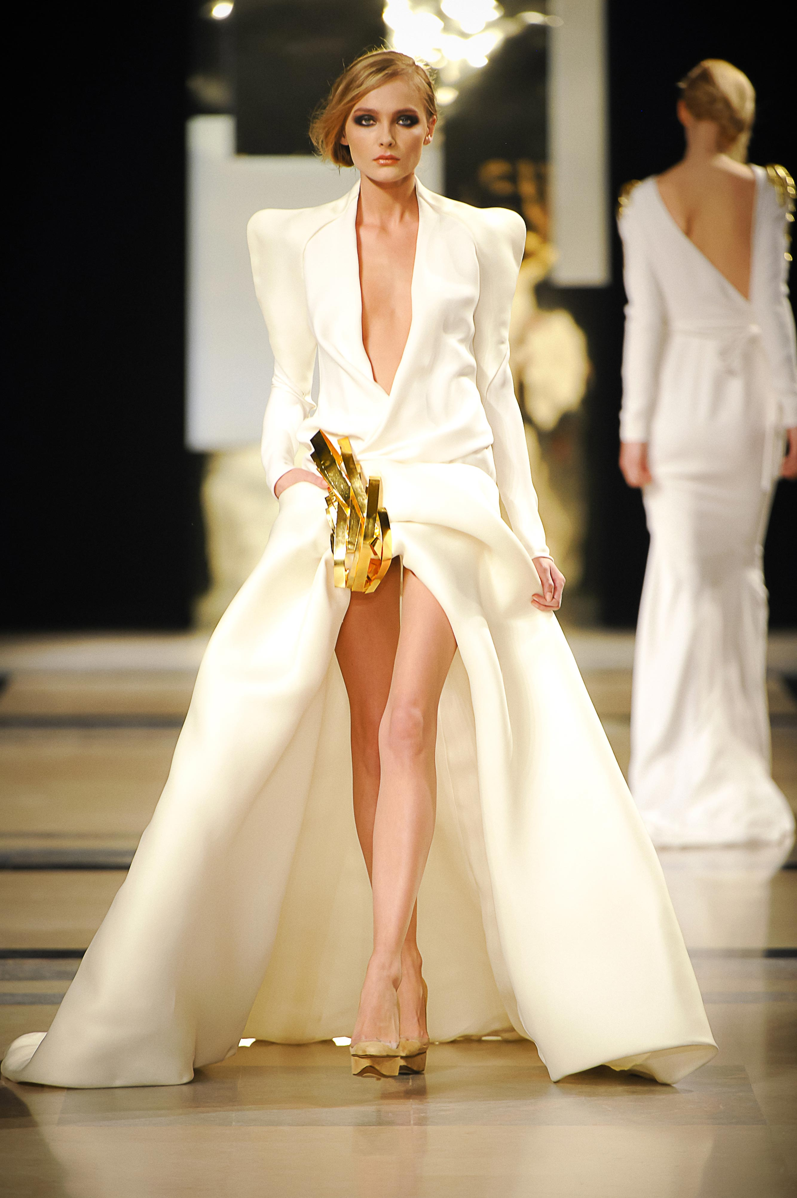 stephane rolland haute couture s/s 2012 | the fashionbrides