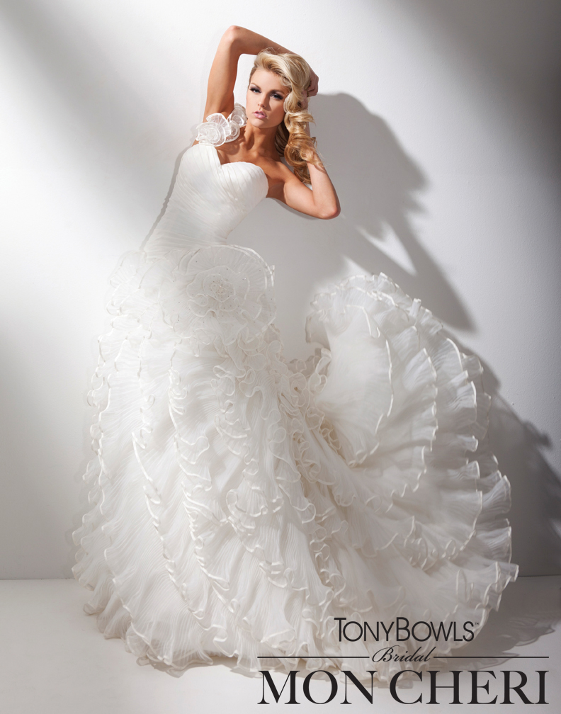 Tony Bowls 2011 Bridal Collection The Fashionbrides