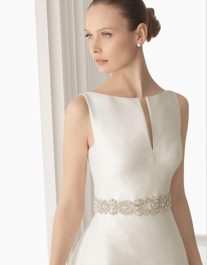 Vestido De Novia Rosa Clara 138 2 The Fashionbrides