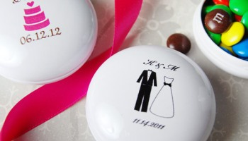 Edible Wedding Favors By Beau Coup