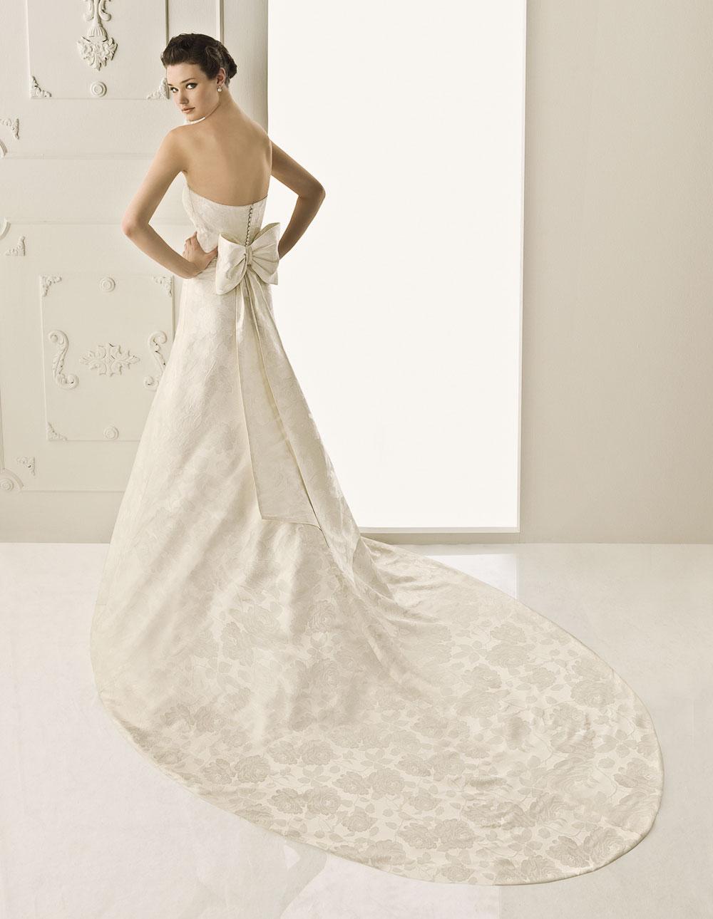 Robe de mariée espagnole