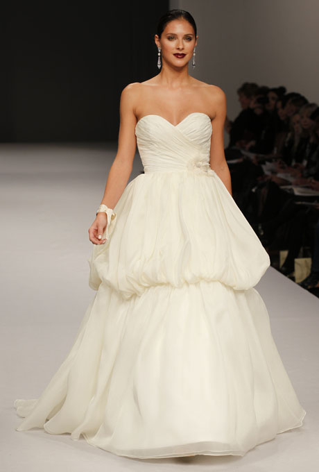 Anne Barge 2012 Bridal Collection | The FashionBrides