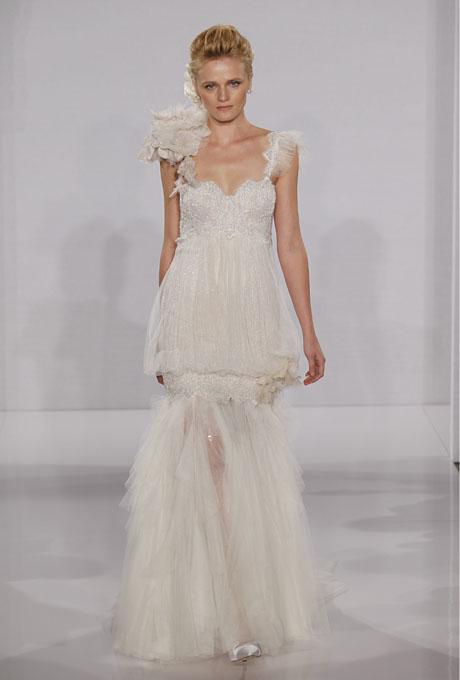 pnina tornai 2012 spring bridal collection the fashionbrides