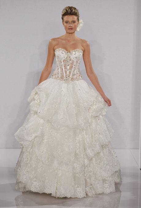 Pnina Tornai 2012 Spring Bridal Collection | The FashionBrides