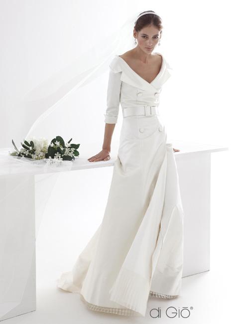 Le spose di gio 2012 winter bridal collection the for Le spose di gio wedding dress