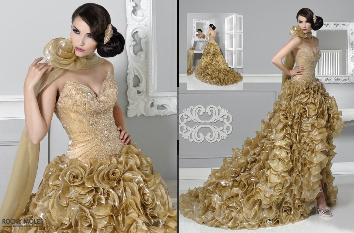 Rocky Moles Spring Bridal Collection 2012