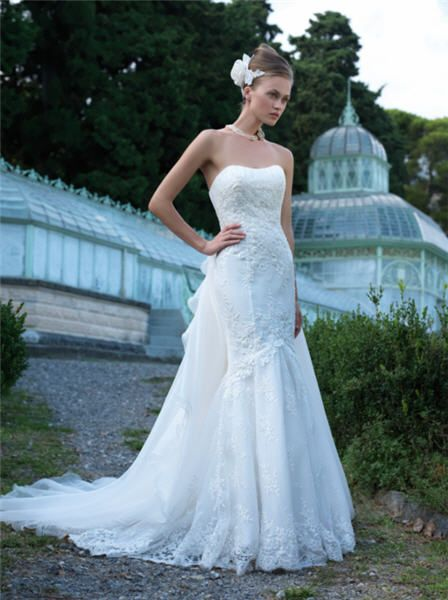 Luisa Sposa 2012 Spring Summer Bridal Collection | The FashionBrides