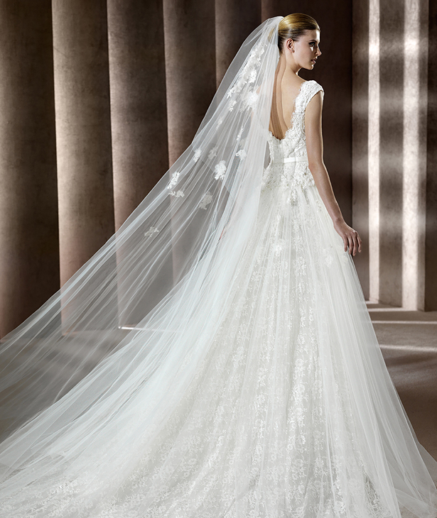 Elie Saab 2012 Pronovias Bridal Collection The Fashionbrides