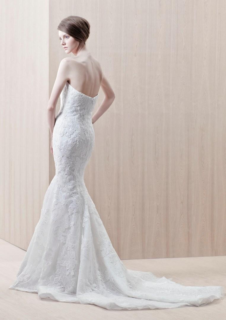 Blue Enzoani Wedding Dress For  : Blue enzoani fall bridal collection i