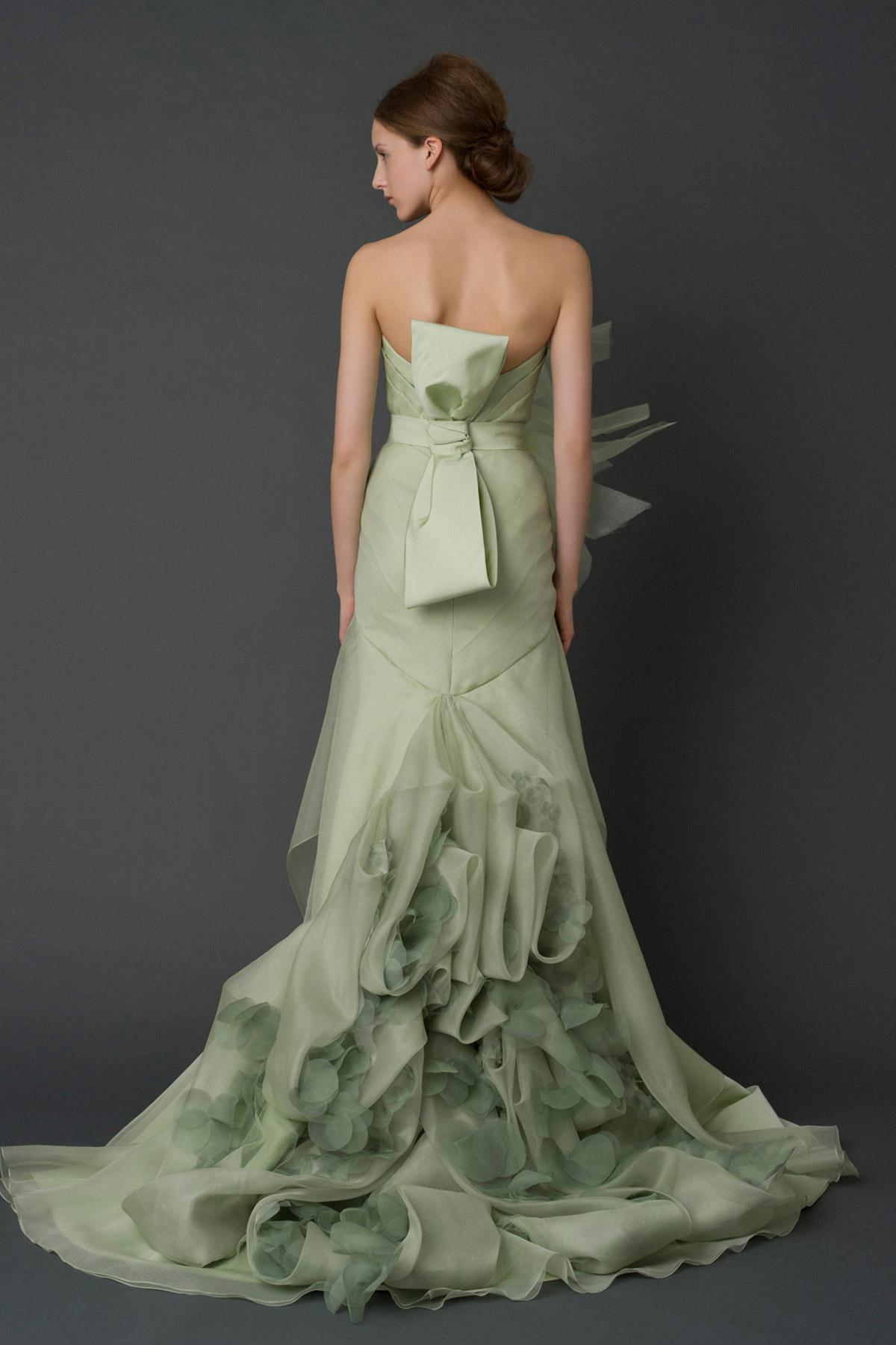 Vera Wang Ball Gown