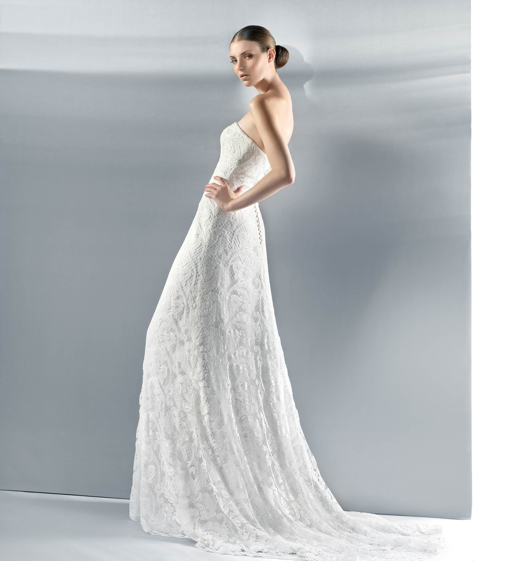 Jesus Peiro Spring Summer 2012 Bridal Collection | The FashionBrides