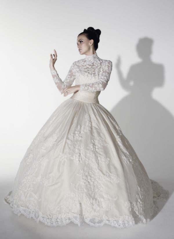 Justin Alexander 2012 Signature Bridal Collection | The FashionBrides