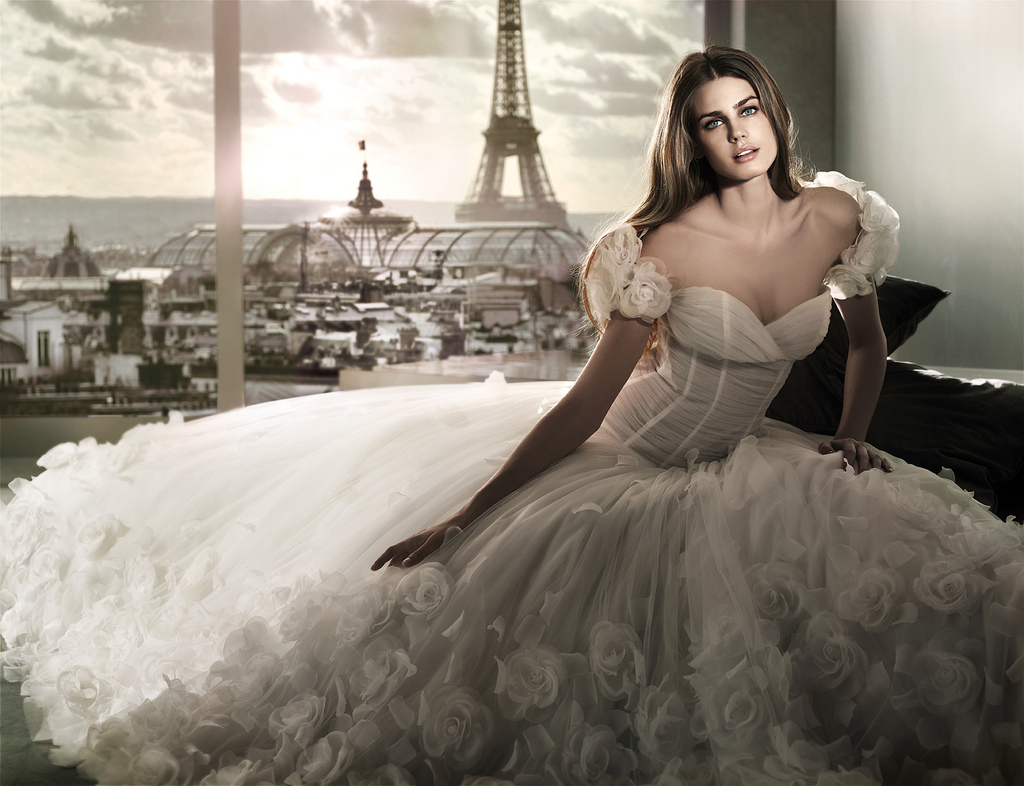 Alessandro Couture Spring 2012 Bridal Collection