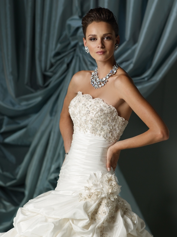 James Clifford Spring Summer 2012 Bridal Collection   The FashionBrides