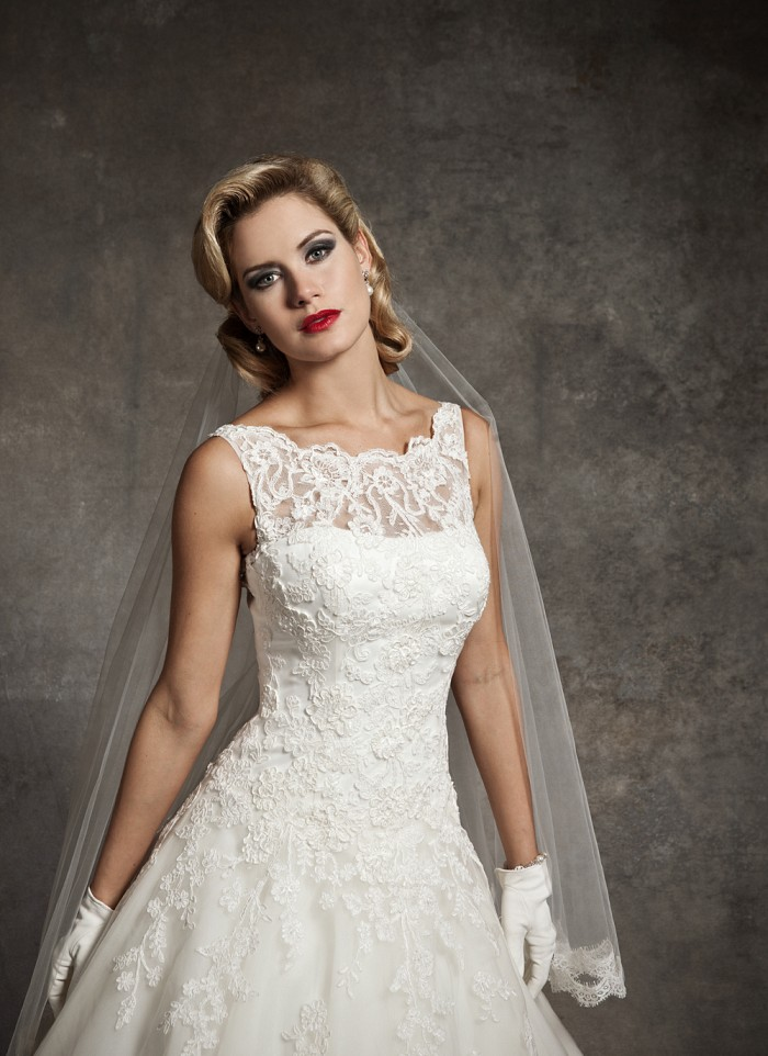 Justin alexander fall 2012 bridal collection ii the for Best lace wedding dress designers
