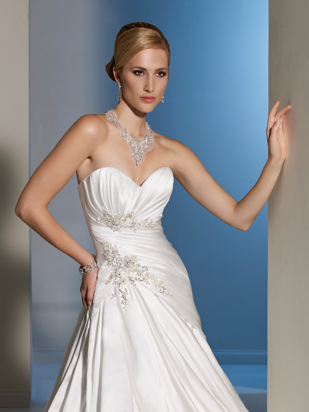 Sophia Tolli 2012 Spring Bridal Collection (II) | The FashionBrides