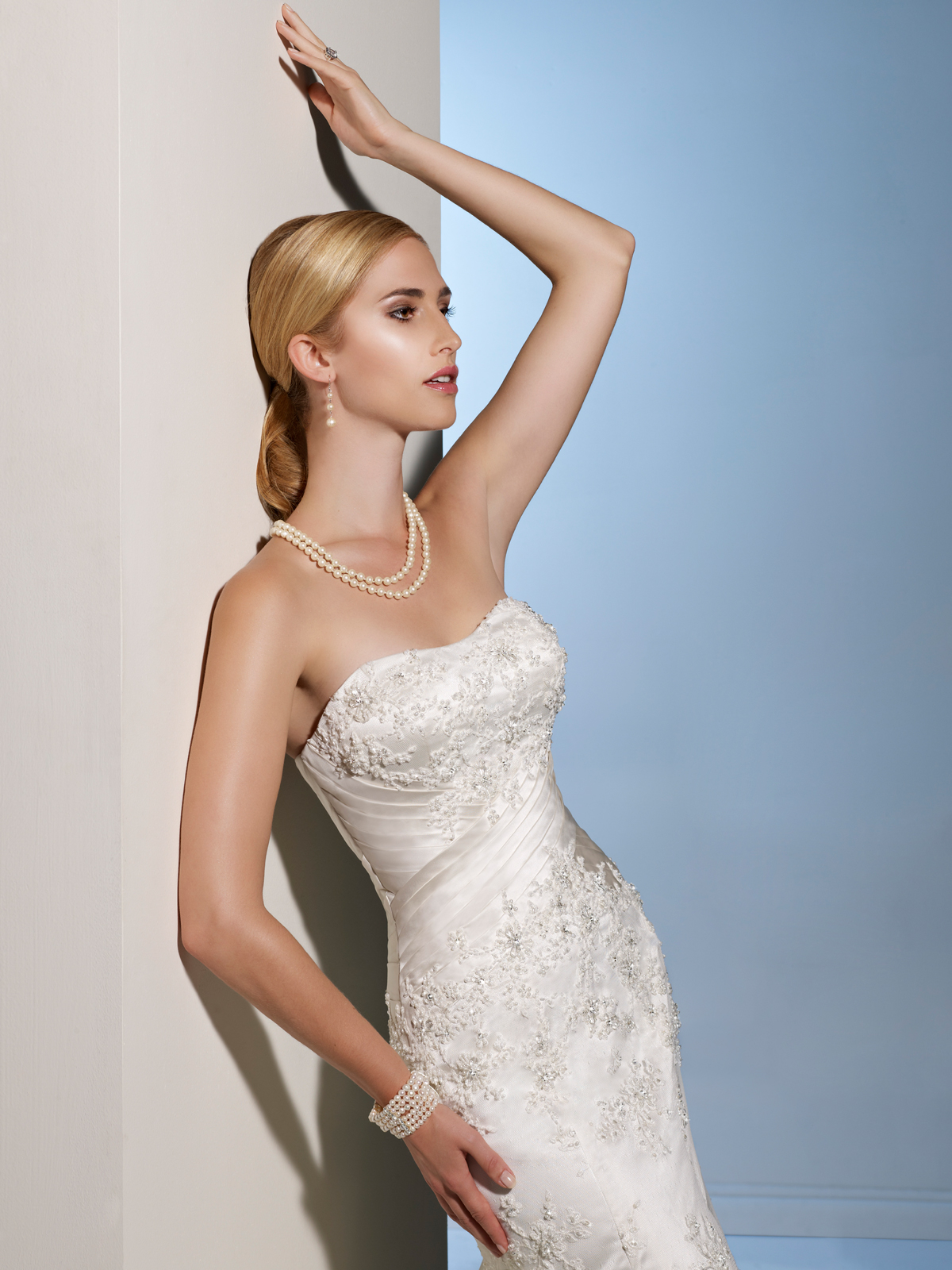 Sophia Tolli 2012 Spring Bridal Collection (III) | The FashionBrides