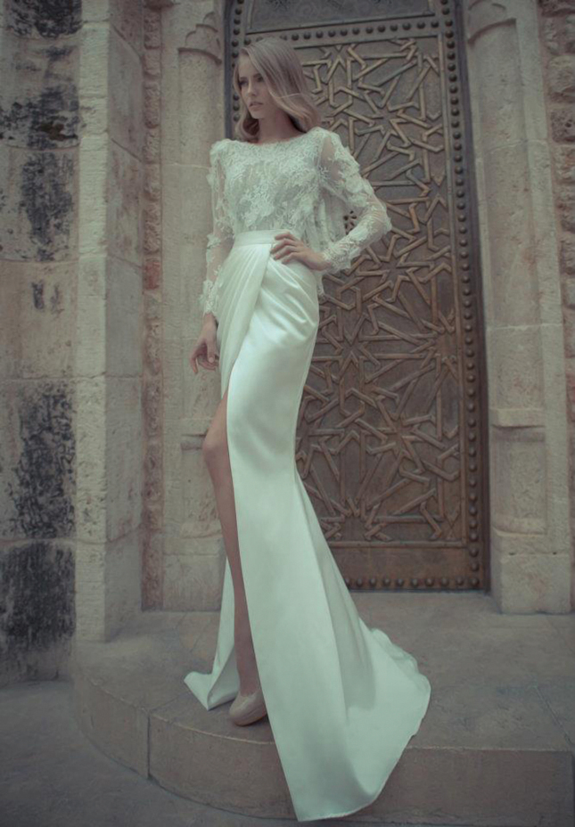 Unique Wedding Dresses with Sleeves
