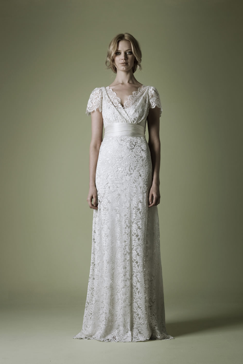 The vintage wedding dress company spring 2012 bridal for Sell vintage wedding dress