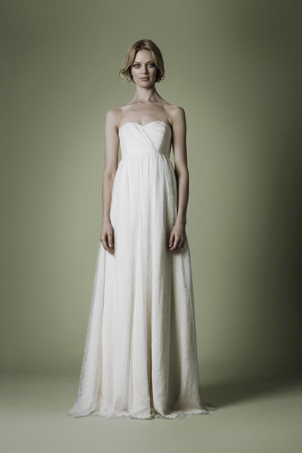 The Vintage Wedding Dress Company 2012 Spring Bridal Collection ...