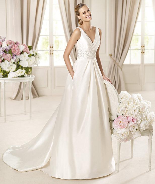 Pronovias Couture 2013 Preview Bridal Collection