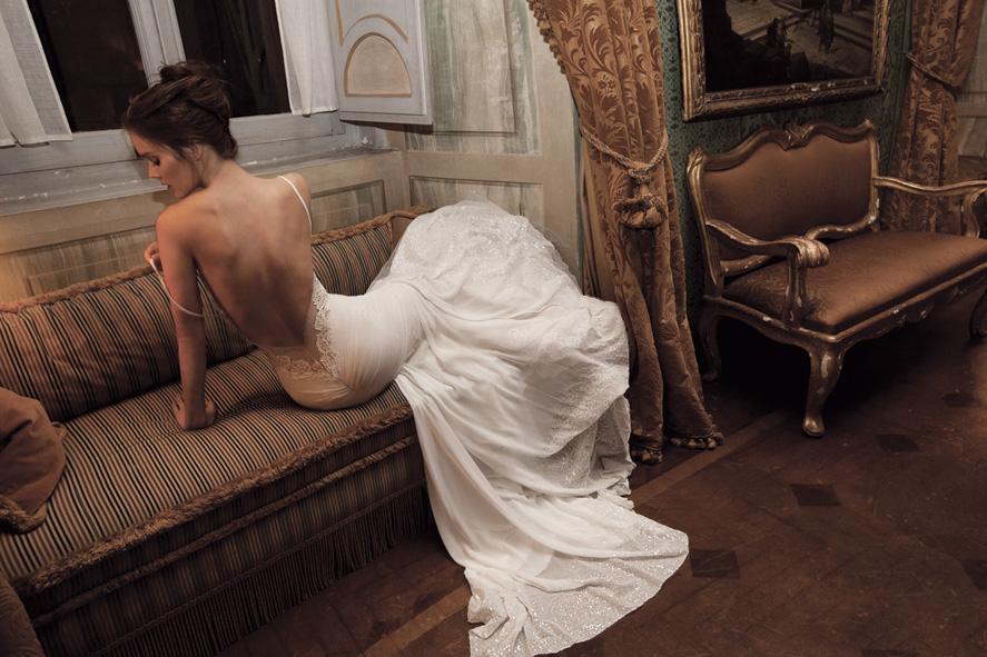dresses designer inbal dror wedding